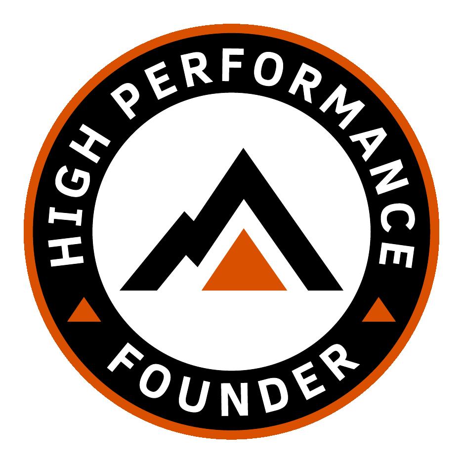 High Performance Founder